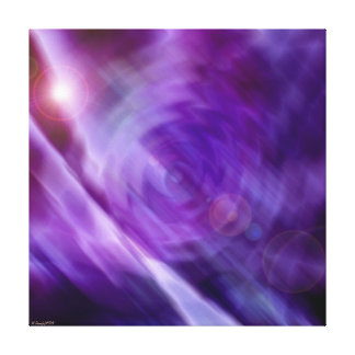 Lienzo Levantamiento de la galaxia