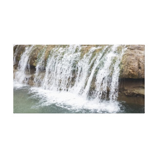 Lienzo Lona de la cascada
