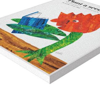Lienzo Lona de la semana del libro de 1999 niños