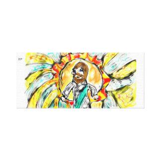 Lienzo Luz de Jesús