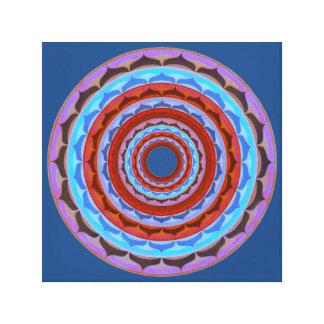 Lienzo Mandala de la armonía