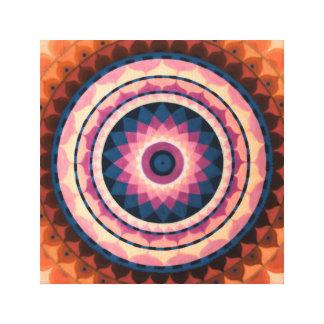 Lienzo Mandala del misterio