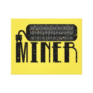 Lienzo Minero