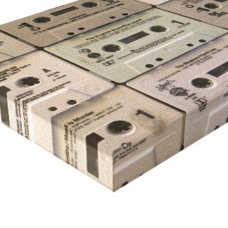 Lienzo Mis cintas de casete viejas