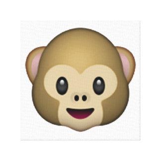 Lienzo Mono - Emoji