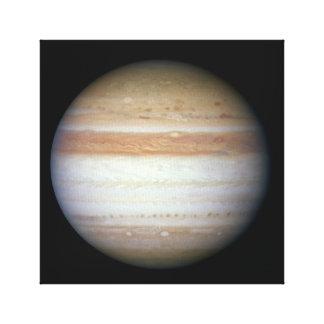 Lienzo NASA del planeta de Júpiter