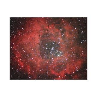Lienzo Nebulosa #1 del rosetón