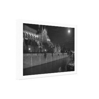 Lienzo Notre Dame de Paris