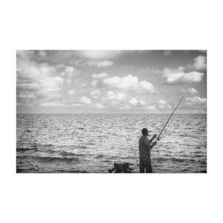 Lienzo Nube Fisher