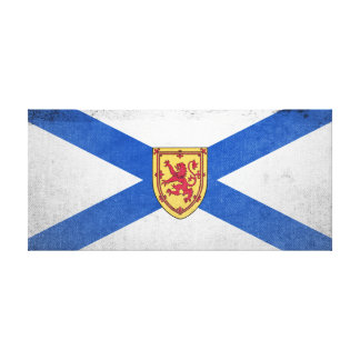 Lienzo Nueva Escocia