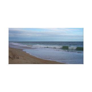 Lienzo Océano Atlántico