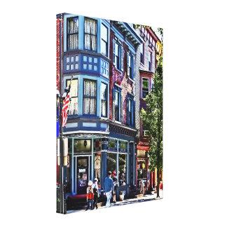 Lienzo PA de Jim Thorpe - compras de la ventana