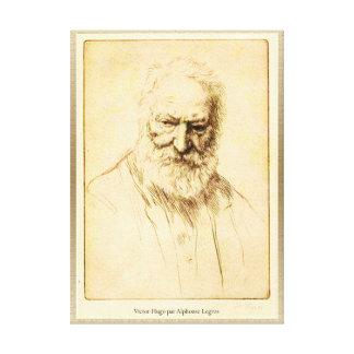 Lienzo Par Alfonso Legros de Victor Hugo