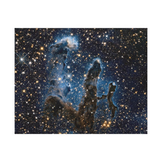 Lienzo Pilares infrarrojos de la nebulosa de Eagle de la