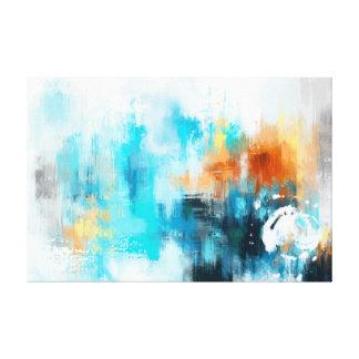 Lienzo Pintura abstracta