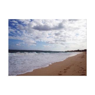 Lienzo Playa de Nassau