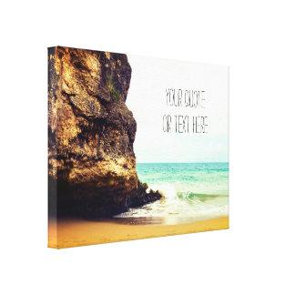 Lienzo Playa del Caribe
