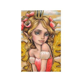 Lienzo Princesa Fae