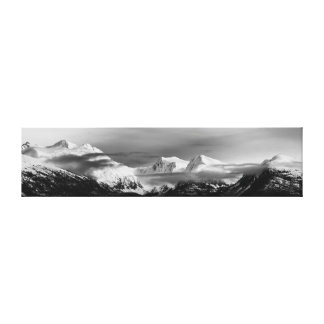 Lienzo Príncipe Guillermo Sound Nevado