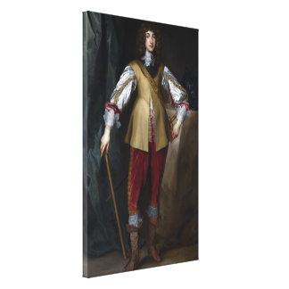 Lienzo Príncipe Rupert del Rin