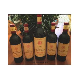 Lienzo Prueba de 1989,1990,2000,2005,2010 Phelan Segur