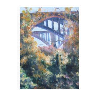 Lienzo Puentes del Arroyo Seco