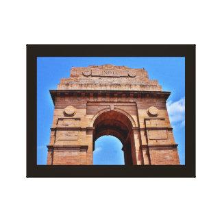 Lienzo Puerta de la India