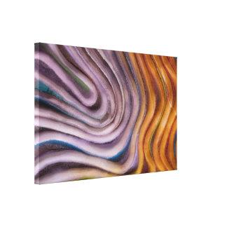 Lienzo remolino abstracto de la pintura