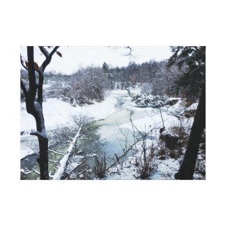 Lienzo Río de Humber