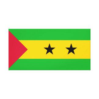 Lienzo Sao Tome and Principe