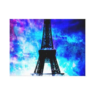 Lienzo Sueños parisienses de la creación de los amantes