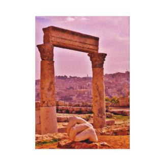 Lienzo Templo de Hércules
