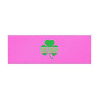 Lienzo Trébol irlandés Z9t2d del cloverleaf