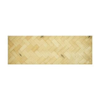 Lienzo Tribal. Étnico. Textura natural de la armadura