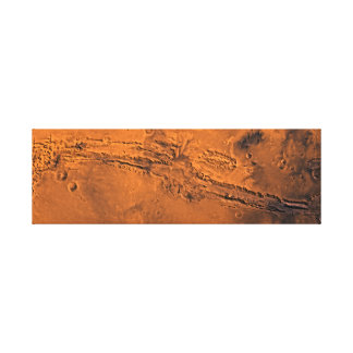 Lienzo Valle Marte del marino de Valles Marineris