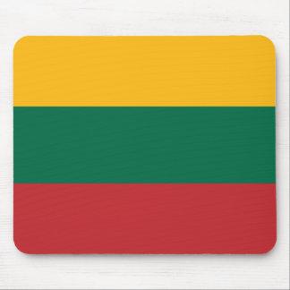 Lietuvos Valstybės Vėliava, Vytis, bandera de Alfombrilla De Ratón