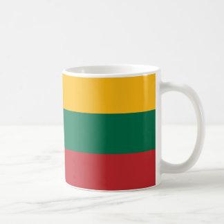 Lietuvos Valstybės Vėliava, Vytis, bandera de Taza De Café