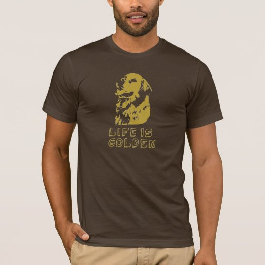 Life´s de oro camiseta
