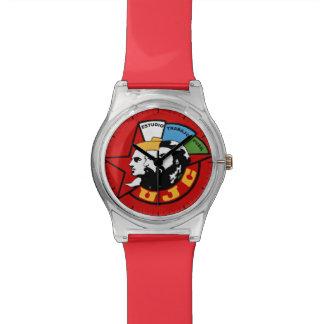 Liga comunista joven CUBA Reloj De Pulsera