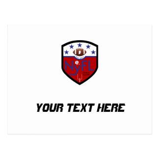 """Liga de fútbol del noroeste """"NyFL """" de la juventud Tarjetas Postales"""