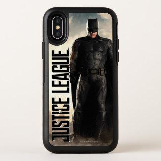 Liga de justicia el | Batman en campo de batalla
