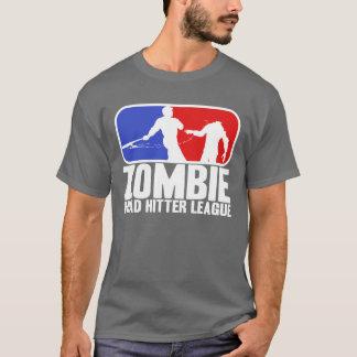 Liga del zombi camiseta