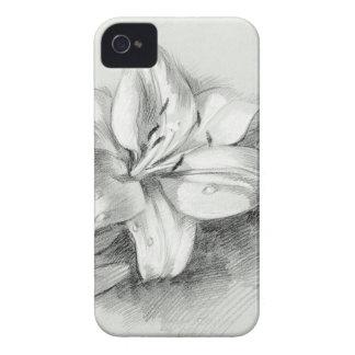 lily-2 carcasa para iPhone 4 de Case-Mate