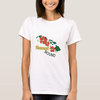 Límite de Hawaii Camiseta