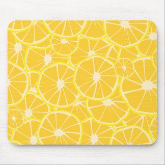 limones tapete de ratón