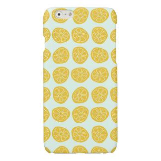 Limones por los días - caso del iPhone - 6/6s