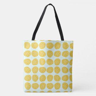 Limones por los días - la bolsa de asas - grandes