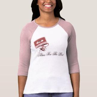 Limosnas para la camiseta de la cinta de la cinta