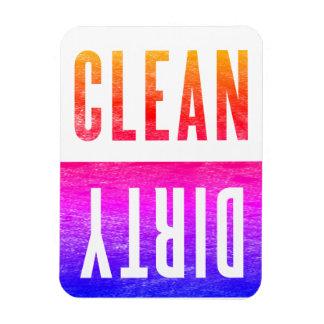 Limpie el lavaplatos sucio Ipanema del estilo de Imán