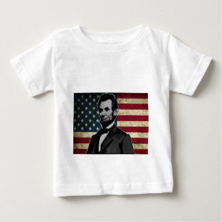 Lincoln Camiseta De Bebé